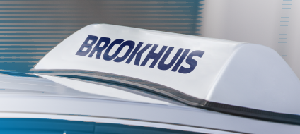 Brookhuis taxi small